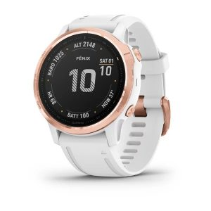 Garmin Fenix 6s Pro plus - rose gold