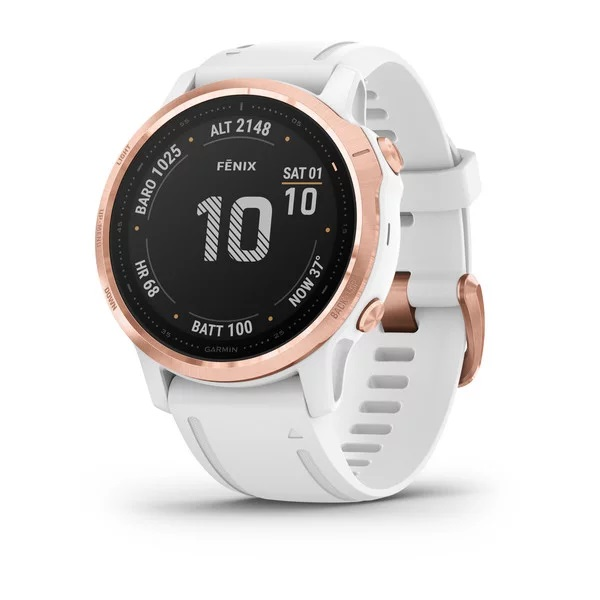 Fenix 6s Pro plus – rose gold