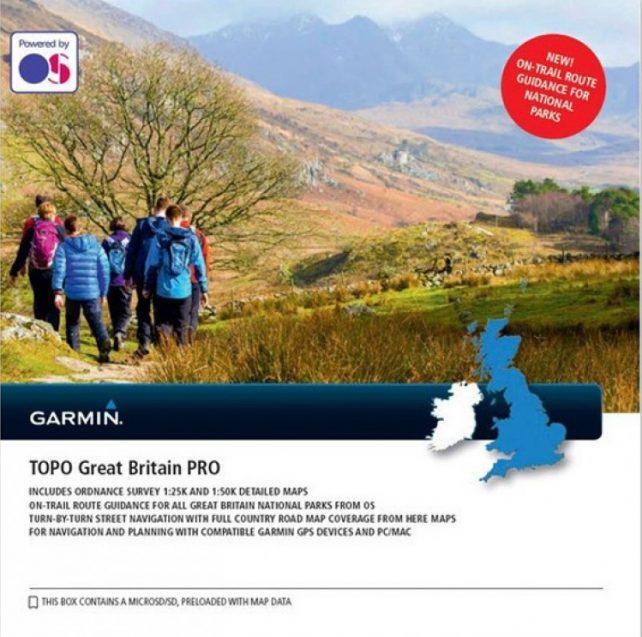 Garmin Topo Pro mapping 1-25k -2