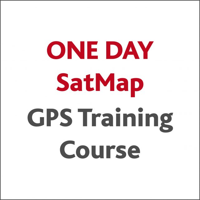 One Day SatMap GPS Training course
