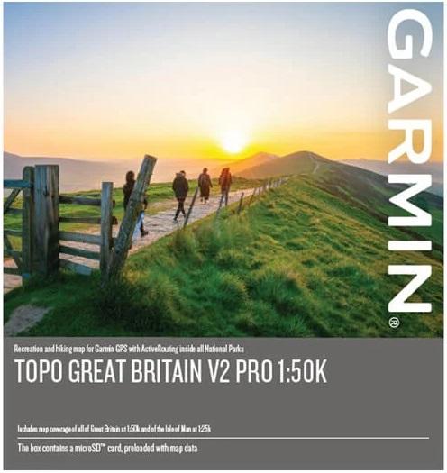 TOPO Great Britain V2 PRO 1-50k