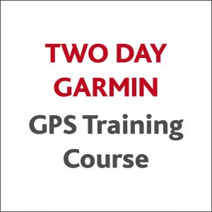 Two day Garmin GPS Training course