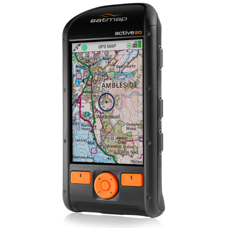 SatMap Outdoor GPS Unit