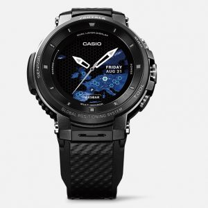 Casio WSD-F30-Black
