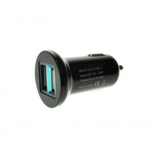 SatMap car charger for cigarette lighter