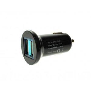 SatMap car charger for cigarette lighter