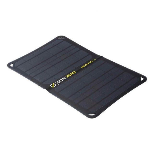 Nomad 10 solar panel