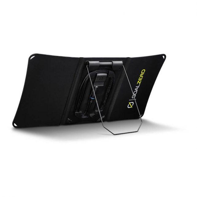 Nomad 20 – 20 watt solar panel