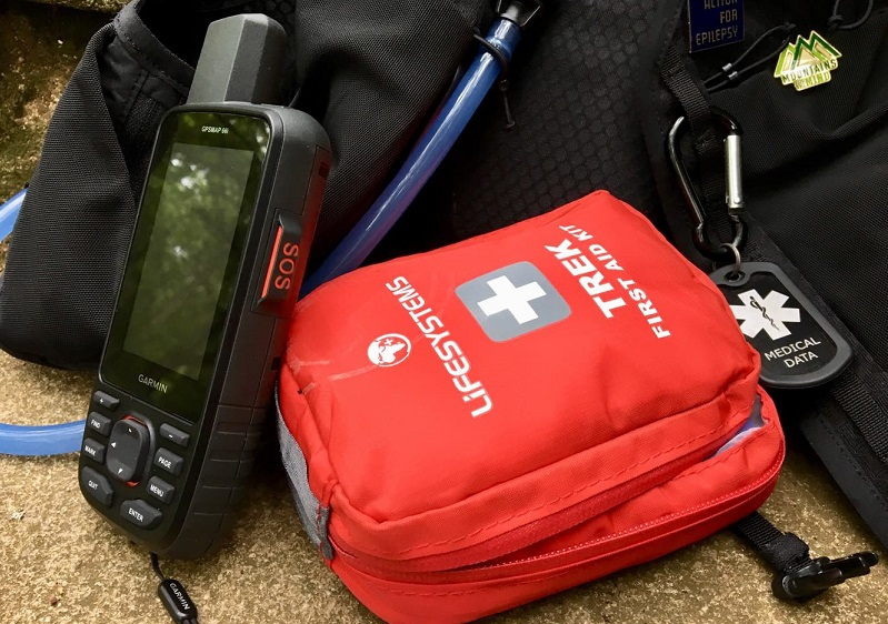Garmin Outdoor GPS unit